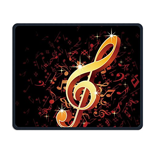 Creative Music Note Smooth Nice Personality Design Mobile Gaming Mouse Pad Work Mouse Pad Office Pad -