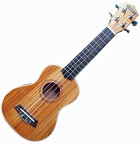 Wiki - Ukelele soprano de 53 cm de madera de cebrano: Amazon.es: Instrumentos musicales