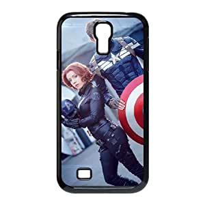 Captain Americ Samsung Galaxy S4 90 Cell Phone Case Black gift pp001_6299708