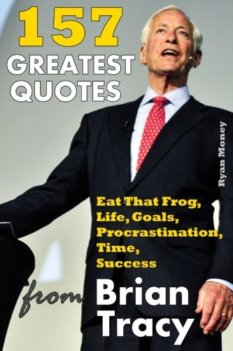 Greatest Quotes Brian Tracy Procrastination product image