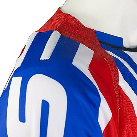 Rojo Mots MT2109LR Trial PRE-65 Camiseta Talla L