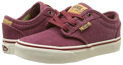 Amazon.com  Vans Atwood Deluxe Youth Sneakers  Clothing dd6e91f62