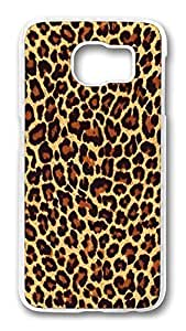 Brian114 Case, For Case Ipod Touch 4 Cover , Iphone4/4S , Brown Leopard Print Retro Protective Hard PC Back For Case Ipod Touch 4 Cover ( white )