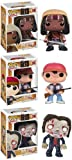 THE WALKING DEAD POP TV VINYL FIGURE SET