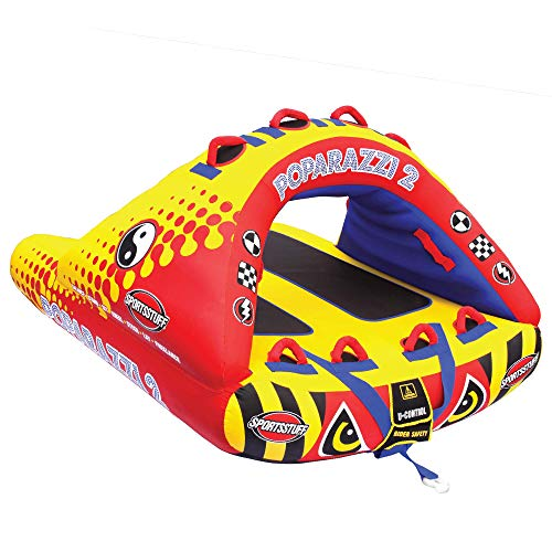 Sportsstuff Poparazzi   Towable Tube for Boating