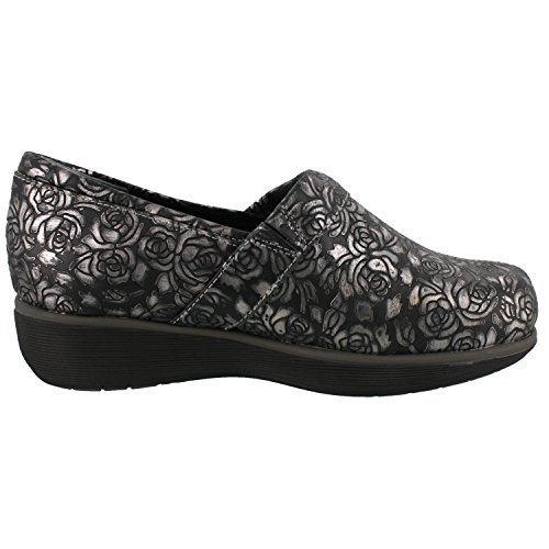 Sandalo Da Donna In Pelle Nera Softway