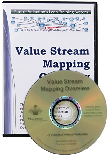 Value Stream Mapping / VSM Overview Lean Training on DVD