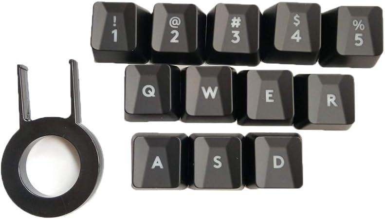 Tapas para teclado de Bump, 12 unidades, para Logitech G413 ...