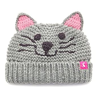 Joules Baby Hat Cat BabyChumHatG