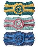 Bertelli 3 Pack Womens Winter Knit Headband - Best Reviews Guide