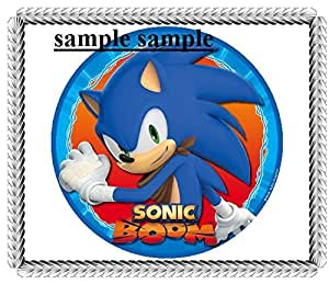 Amazon Sonic Cake Topper