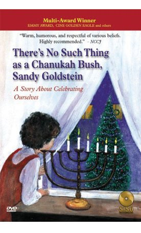 There's No Such Thing as a Chanukah Bush <br> Jewish Children's DVD