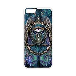 IPhone 6 Plus Eyes Phone Back Case DIY Art Print Design Hard Shell Protection FG081828