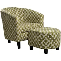 NHI Express Paisley Chair, Green