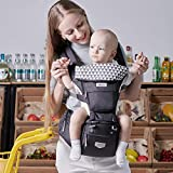 SUNVENO Hipseat Baby Carrier Ergonomic Baby Front