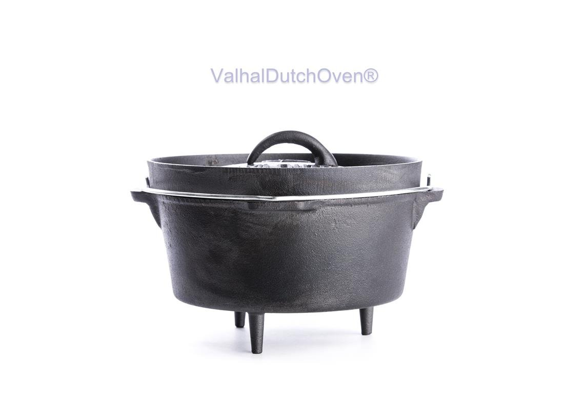 Valhal Outdoor Dutch oven (3 Liter)