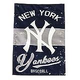 Rico Industries, Inc. New York Yankees EG Vintage GARDEN Flag Premium 2-sided Retro Banner Baseball