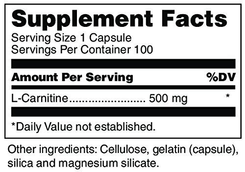 Douglas Laboratories - Max-Carnitine - Supports Heart Muscle Function and Skeletal Muscle Performance* - 100 Capsules by Douglas Laboratories (Image #2)