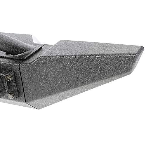 (Rugged Ridge 11540.58 Front XHD Bumper Kit for Jeep CJ/Wrangler (Striker/Standard))