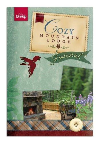 Download Cozy Mountain Lodge Journal PDF