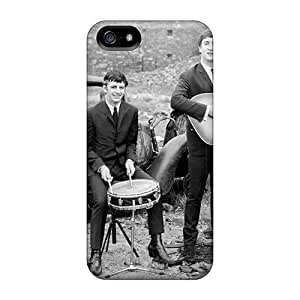 Snap-on Rock Band The Beatles Case Cover Skin Compatible With Iphone 5/5s