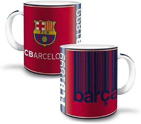 FC Barcelona Barca Taza FCB – Fútbol – España – Taza de café – Taza – Pott – Taza de café: Amazon.es: Hogar