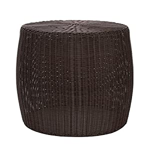 51Kevy8BiAL._SS300_ 50+ Wicker Ottomans and Rattan Ottomans