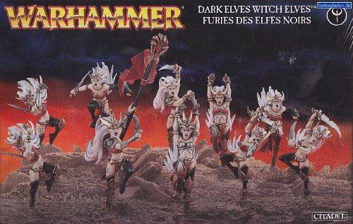 Games Workshop 99120212007 Dark Witch Elves Action Figure