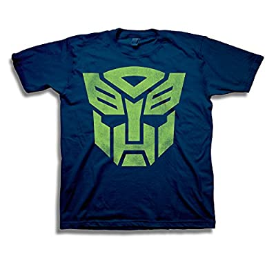 Transformers Men's Autobot Logo Short Sleeve T-Shirt