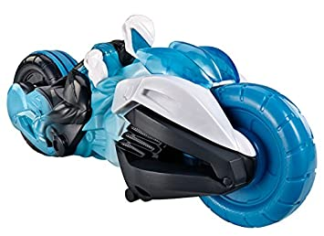 Max Steel Turbo Bike Vehicle With Figure Toys Games