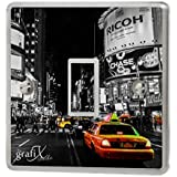 New York & Yellow Taxi Light Switch Sticker Vinyl / Skin cover sw58
