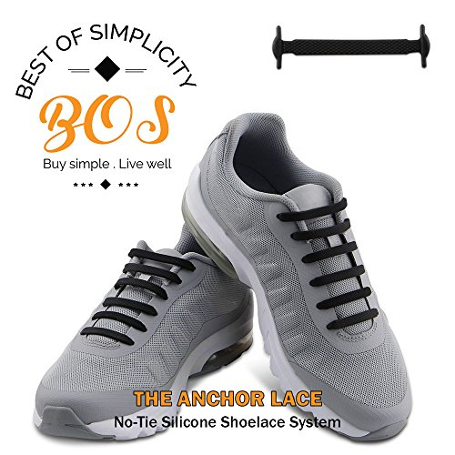 Anchor Lace No Tie Shoelace silicone