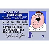 Signs 4 Fun Nfgidp Peter's Driver's License