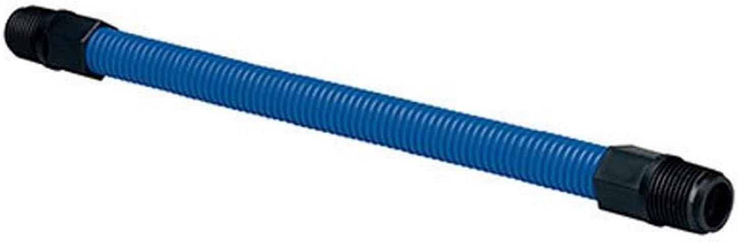 Orbit 10 Pack 1//2 Inch x 6 Inch Flexible Sprinkler Riser