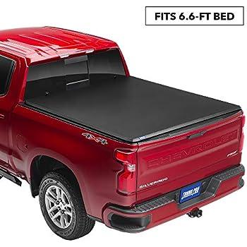 1980-1986 GMC C1500 1975-1986 K1500 1987 Chevrolet R10 //GMC R1500 K10 // GMC C1500 Fits 8 Bed Tonno Pro Tonno Fold 42-111 TRI-FOLD Truck Bed Tonneau Cover 1973-1983 Chevrolet C10