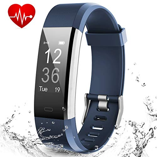 LD Muzili Smart Fitness Band IPX7 Waterproof Fitness Tracker Watch