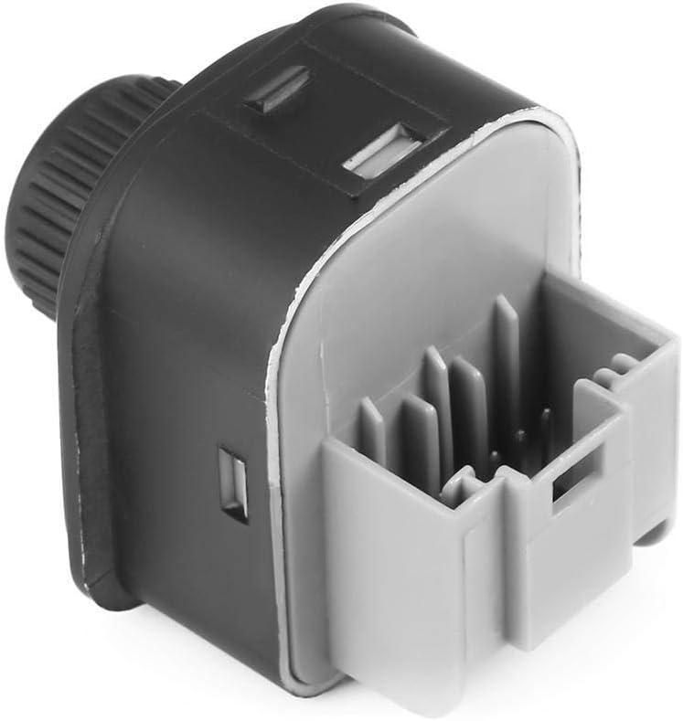 Enrilior Side Mirror Control Switch Knob Compatible with G-o-l-f 5 J-e-t-t-a MK5 Pessat 1K0959565H 1K0959565F 1K0959565K