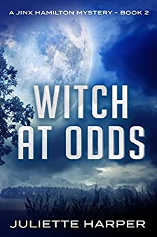 Witch at Odds (A Jinx Hamilton Mystery Book 2) by [Harper, Juliette]