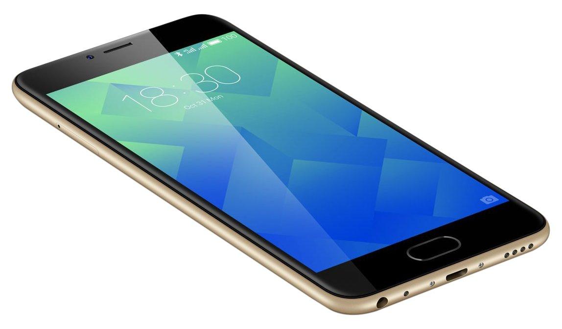 Meizu M5 IPS 4G 5.2'' 16GB RAM 2GB Oro