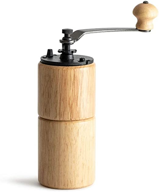 Yzlife Máquina de café Manual Molinillo de café De Madera de ...