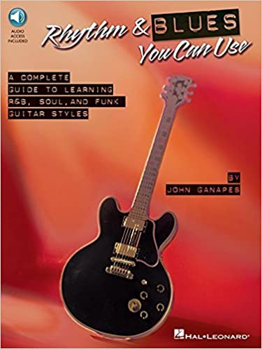Book Rhythm & Blues You Can Use (Book/CD) by John Ganapes (2013-07-22)