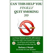 Can This Help You FINALLY Quit Smoking ???