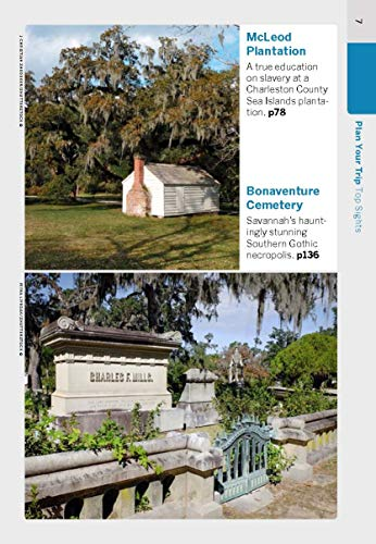 51KezskdAmL - Lonely Planet Pocket Charleston & Savannah (Travel Guide)