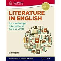 Pattison, J: Literature in English for Cambridge Internation