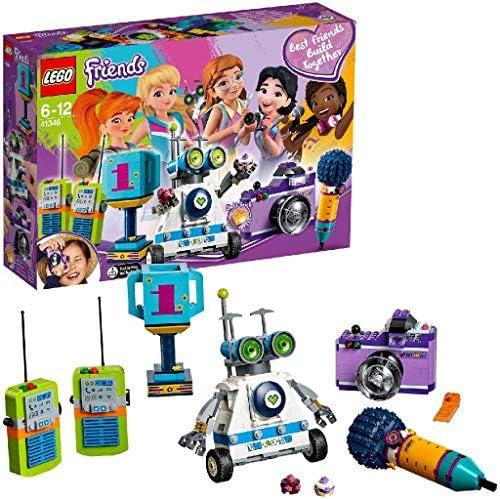 llegó... micrófono Lego 41346 Amigos Amistad Caja 5 para armar accesorios