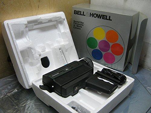 (Bell & Howell 8mm Filmosonic Xl 1225 Movie Camera)