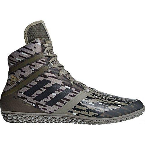 心臓軍免除する(アディダス) adidas メンズ レスリング シューズ?靴 Impact Wrestling Shoes [並行輸入品]