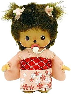 292270 Bebichhichi Original Sekiguchi 5.5 Tall Elephant Baby Monchhichi Doll