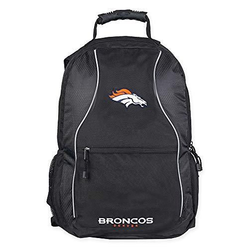 The Northwest Company NFL Denver Broncos Elite Backpack, 19-Inch, Black
