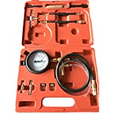 PMD Products® Fuel Injection Pump Pressure Tester Test Kit w/ Shrader Value fitting